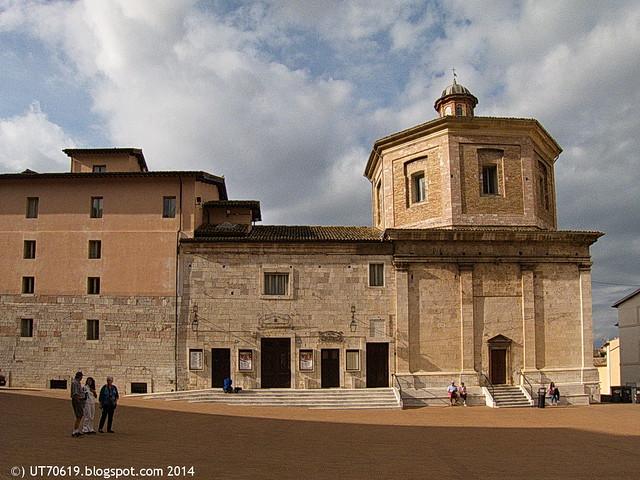 Spoleto - S.Maria della Manna