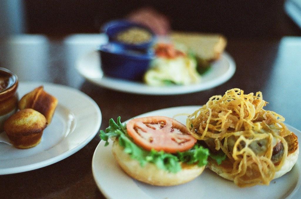 heavenly tasty burger