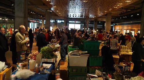 November 8, 2014 Mill City Indoor Farmers Market