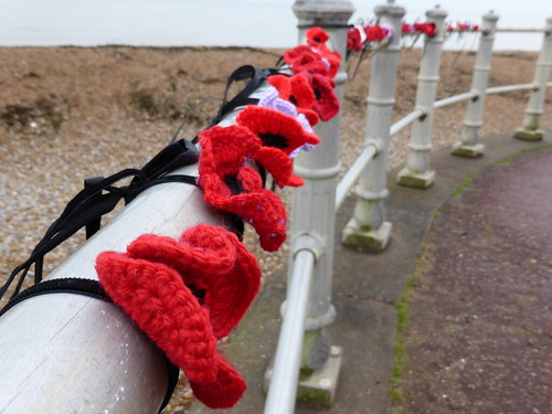 Crochet for remembrance 9