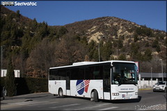 Irisbus Crossway - AFT-IFTIM n°2128FC - Photo of Thoard