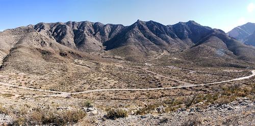 camping hiking franklinmountainsstatepark elpaso texas panorama tommaysunit
