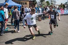 Juniorský maraton rozběhne stovky středoškoláků