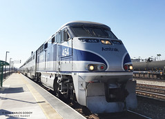 Amtrak F59PHi #454