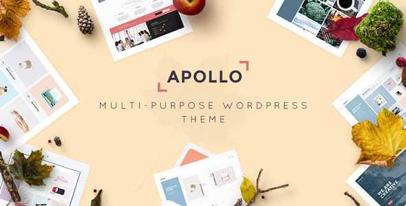 Apollo WordPress Theme free download