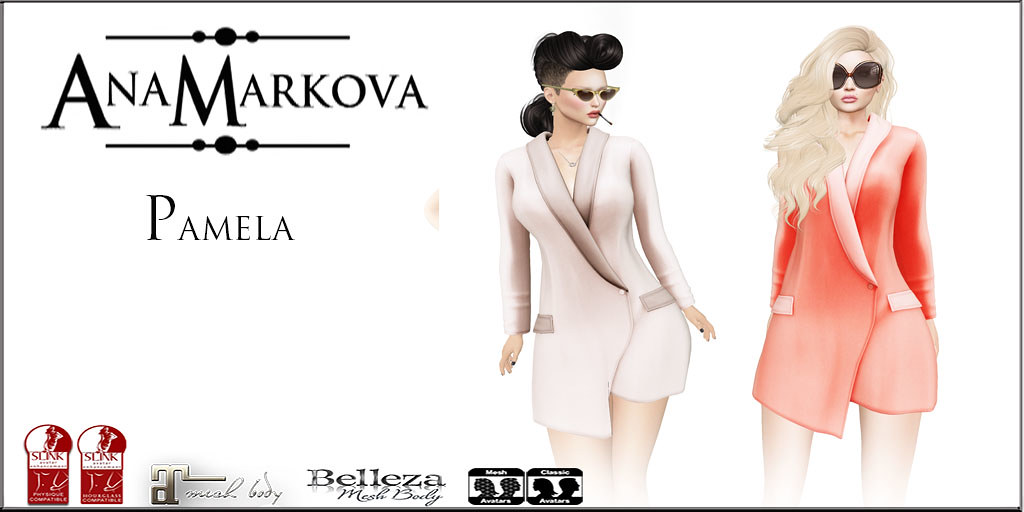 {AnaMarkova } Pamela Advert - SecondLifeHub.com
