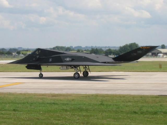 80-0791 / HO  F-117A Nighthawk or Stealth Fighter USAF