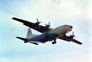 Volare AN-12BK UR-BWM