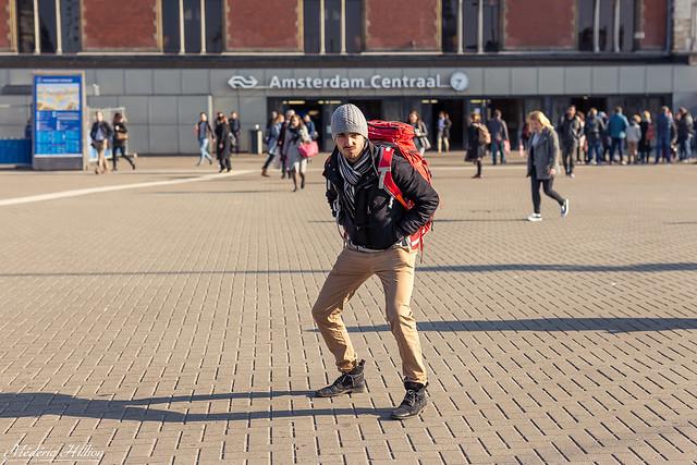 WinterTrip 2017 - Amsterdam - Pays-Bas - Europe