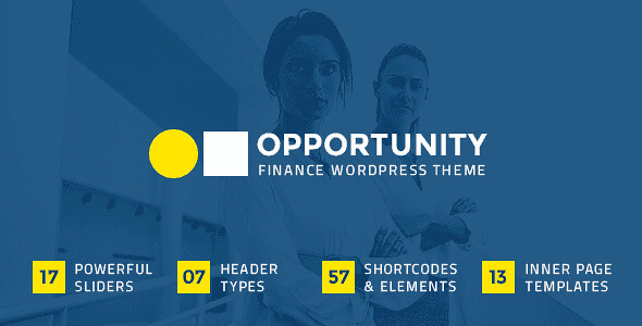 Opportunity WordPress Theme free download