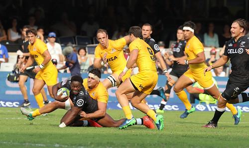 Super Rugby: Cell C Sharks v Jaguares