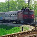 Belgrade railroad