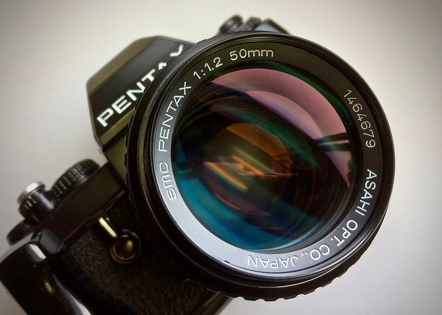 SMC Pentax 50mm f1.2