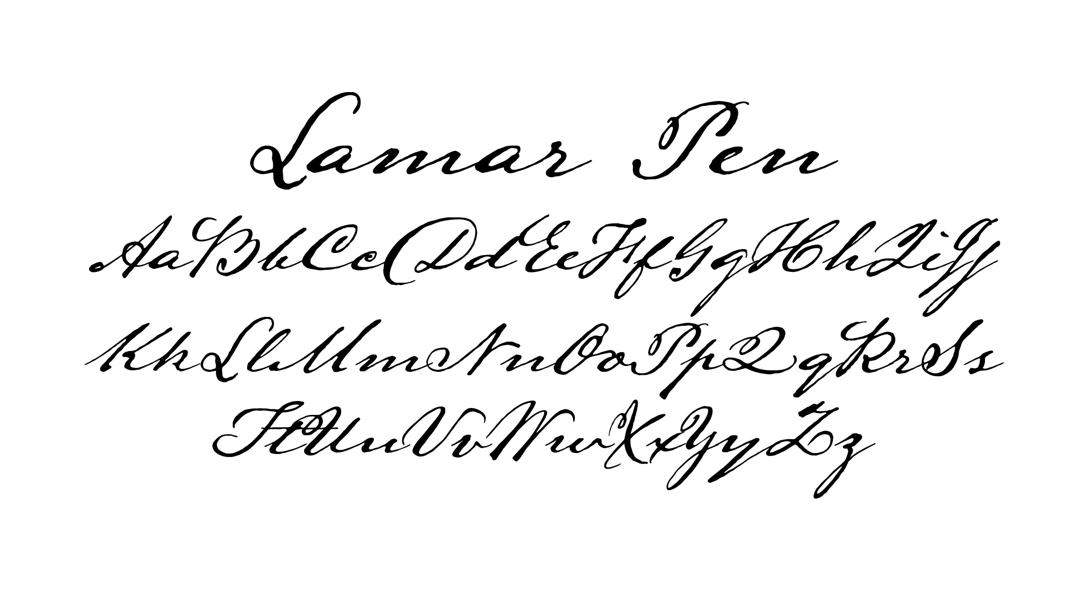 Top 9 Font thư pháp tuyệt đẹp cho Designer