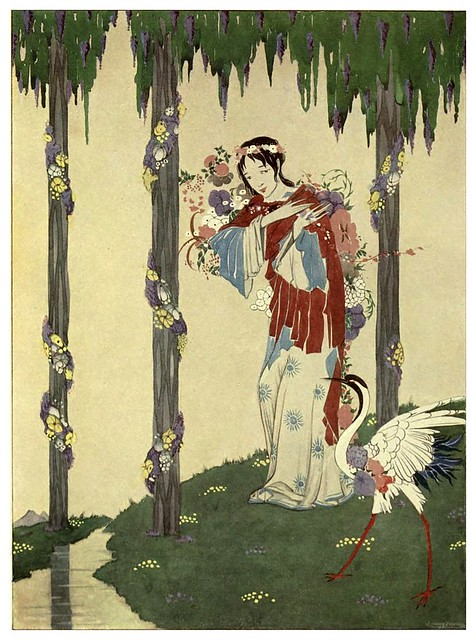003-Cancion de cuna--The year's at the spring…1920- ilustrador Harry Clarke