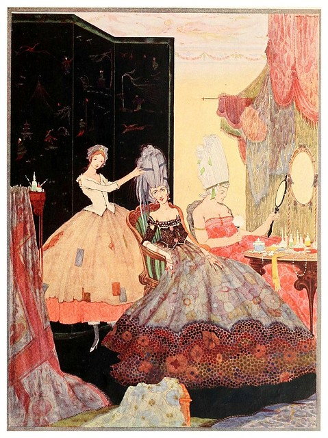 017- La cenicienta-The fairy tales of Charles Perrault-1922- Harry Clarke