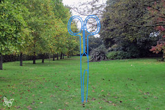 Frieze Park - Michael Craig-Martin