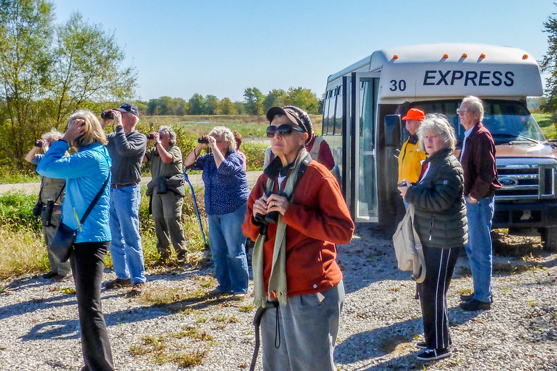 Fall Color Ecotour - Goose Pond Fish & Wildlife Area - October 17, 2014