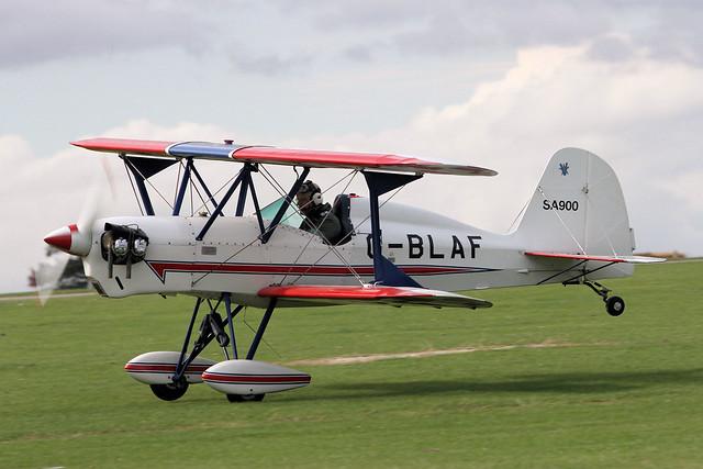 G-BLAF