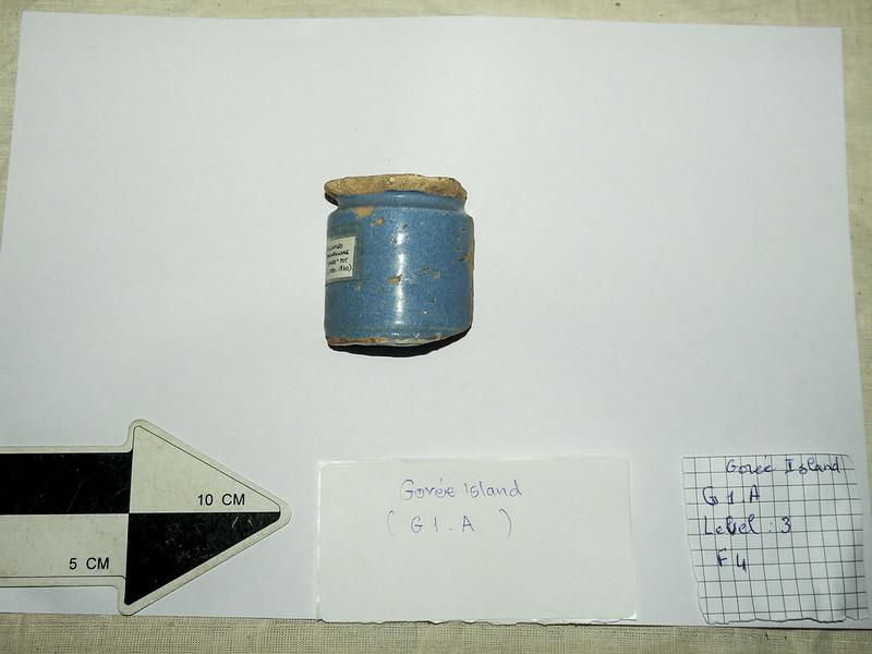 Gorée Island Archaeological Digital Repository 2014 12290960775