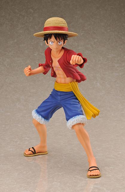 [X-Plus] Gigantic Series | One Piece - Luffy 1/4 14972825783_e9e3222d0d_z