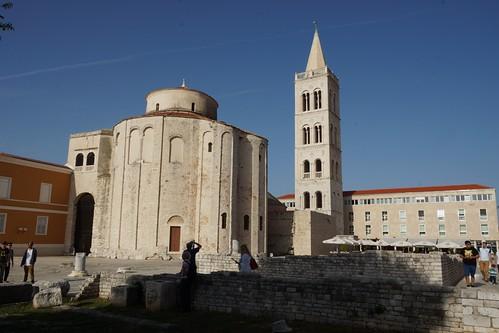 croatia zadar 日落 克羅埃西亞 札達爾