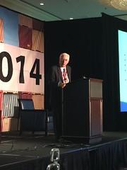 The Great John Pellegrini at FTDC2014