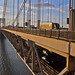 View to Fort Lee NJ Side on GWB