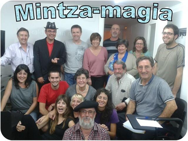 Mintza-magia