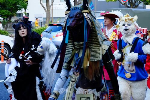 Kawasaki Halloween parade 2014 11