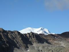 Sbuca il Cevedale, dal cima Villar