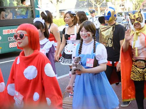 Kawasaki Halloween parade 2014 157