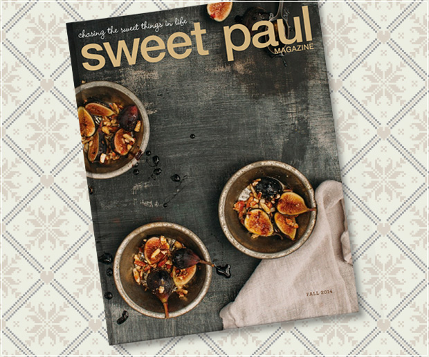 Sweet Gift Making Inspiration From Paul Lowe