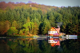 Just another autumn lakeside reflection
