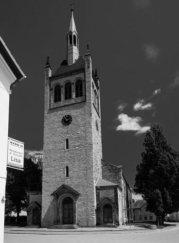 Die Kirche in Biere
