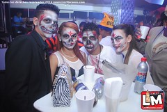 Sexy Halloween @ Sober Lounge