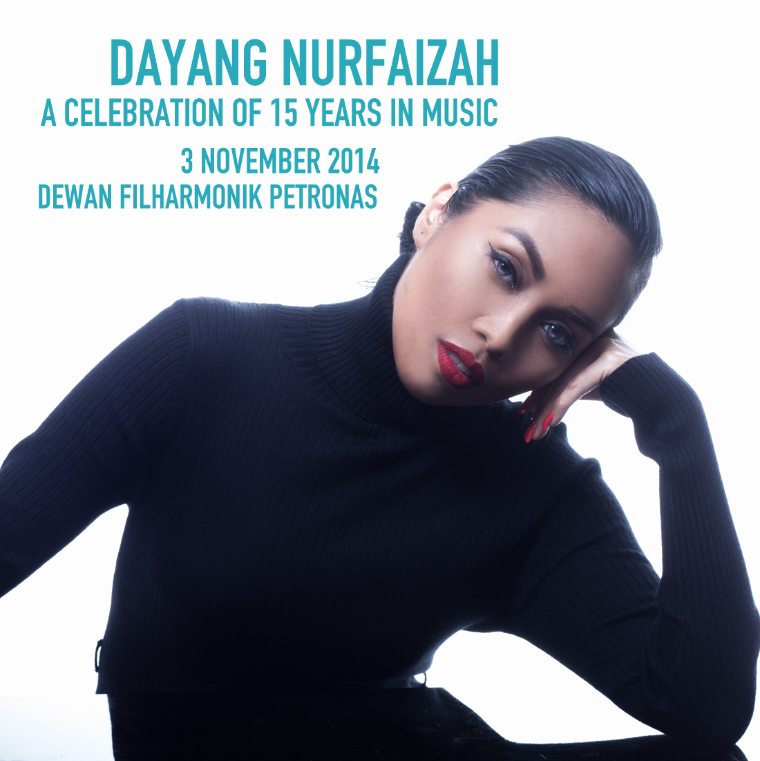 Dayang Nurfaizah – A Celebration of 15 Years in Music