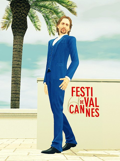Tom at Cannes