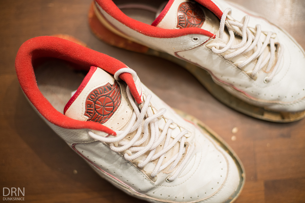 1987 OG Air Jordan II Low