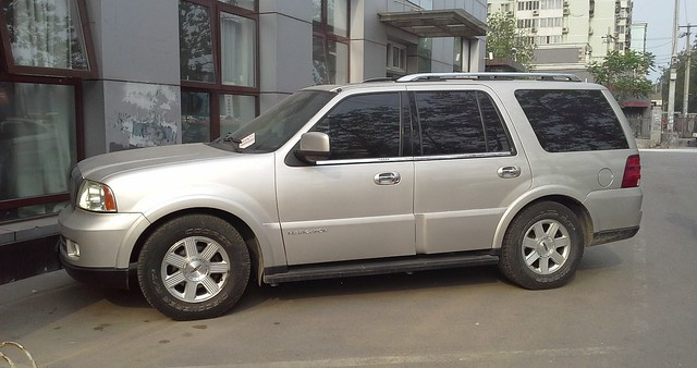 Lincoln Navigator II 01 China 2014-04-25