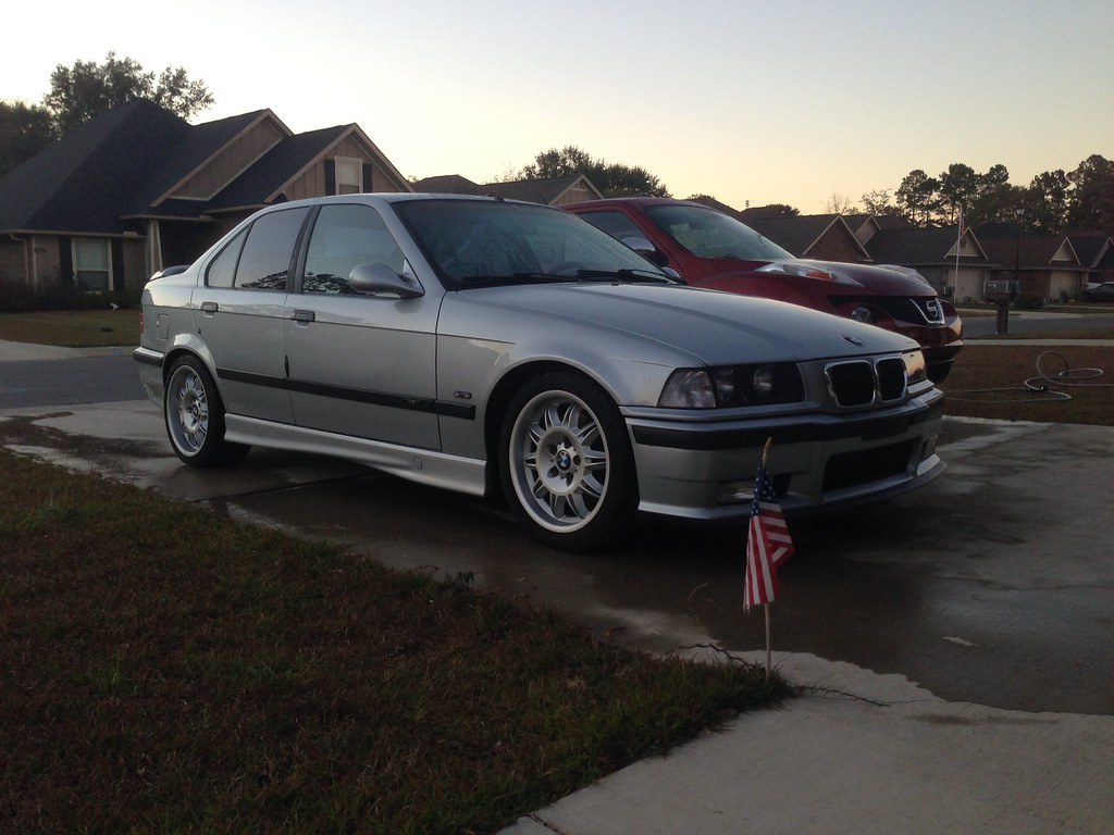 Show Off Your E36 Build