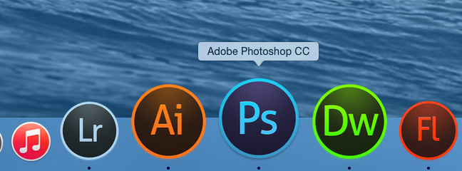 Adobe CC Icon