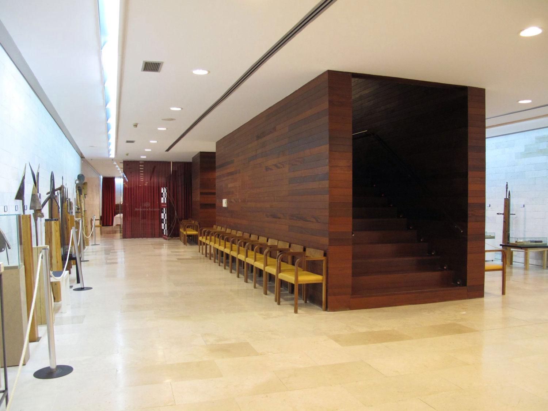 reharq_museo provincial del vino_peñafiel_arquitectura_planta sotano