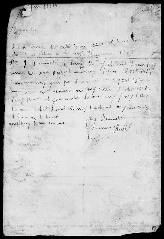 18 Brameld letter