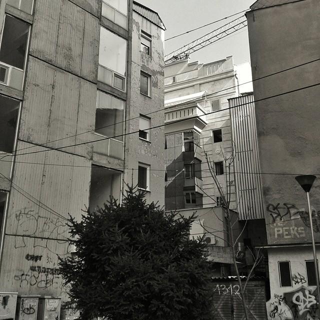 Skopje takapiha