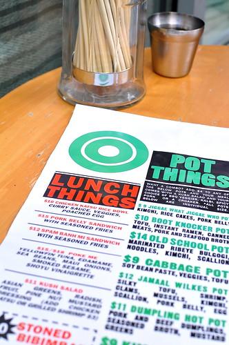 Pot | Lunch | Koreatown - Los Angeles
