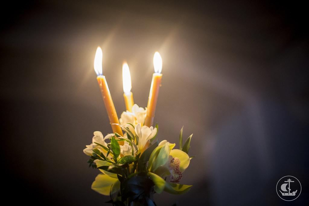8 октября 2014, Всенощное накануне дня памяти святого апостола и евангелиста Иоанна Богослова / 8 October 2014, Vigil on the eve of the remembrance day of the Holy Apostle and Evangelist John the Theologian