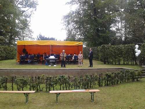 Wiedereröffnung der Freilichtbühne im Harburger Stadtpark