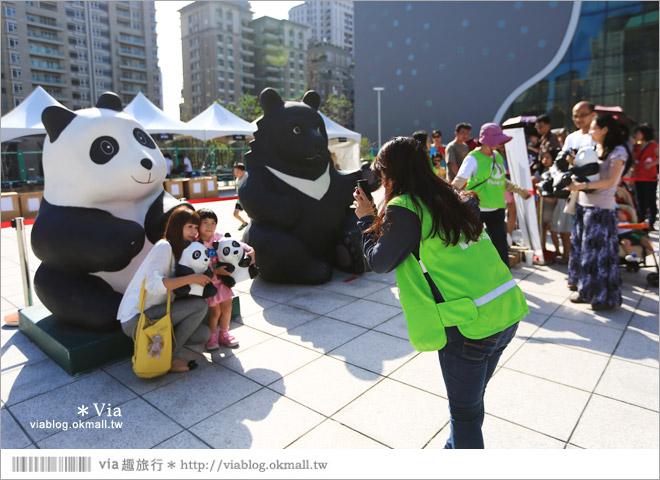 【台中】大都會歌劇院~可愛紙熊貓大軍來襲!台中七期的新亮點!20