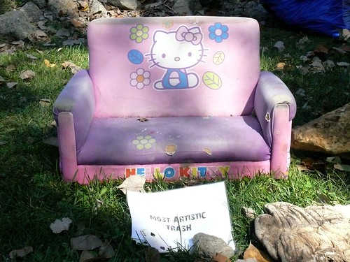Hello Kitty Chair